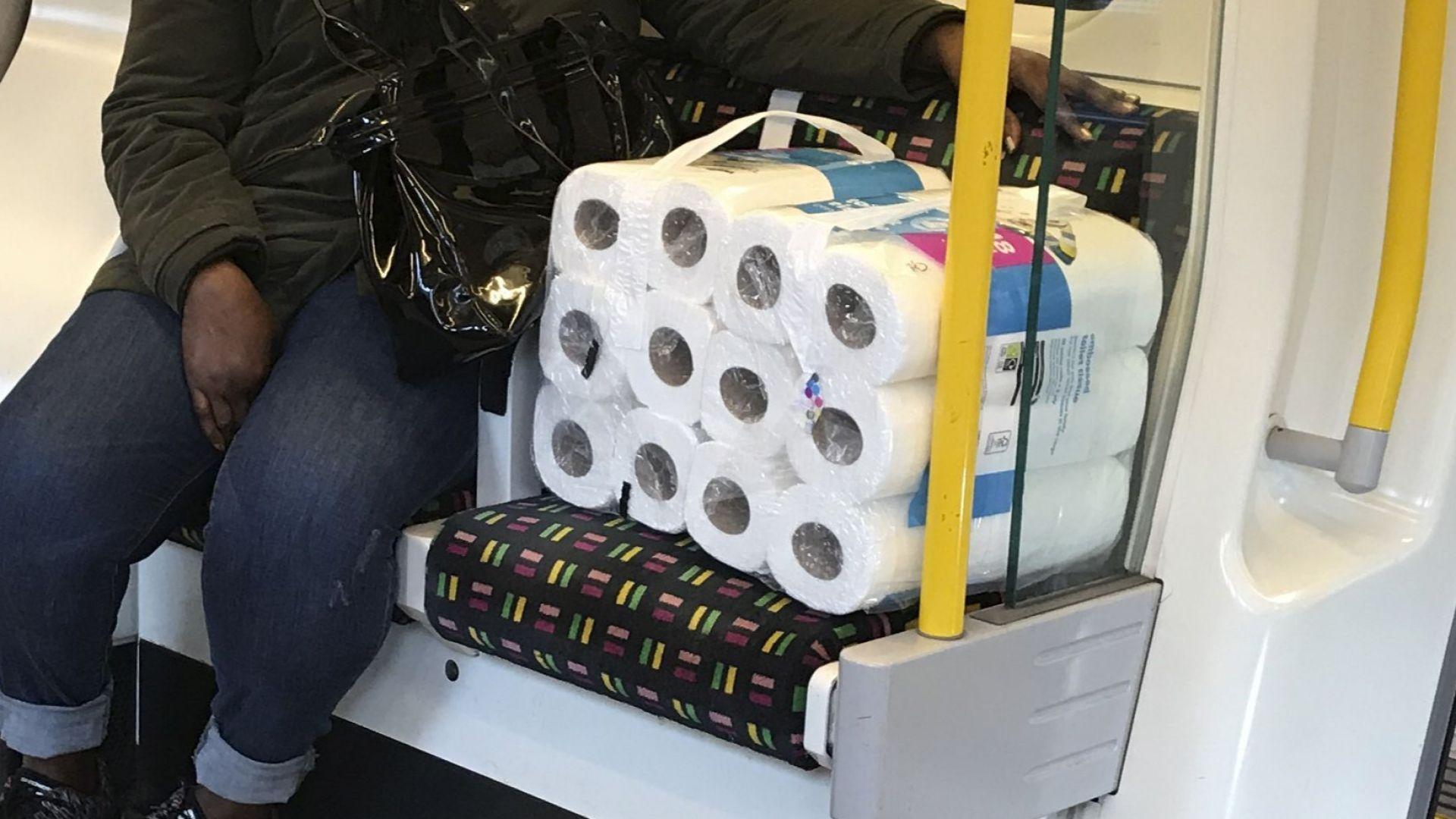 Онлайн калкулатор изчислява от колко тоалетна хартия имате нужда