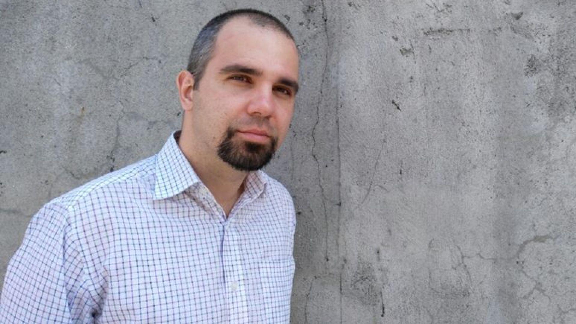 Първан Симеонов: Цветанов е силен като хардуер, но не и като софтуер