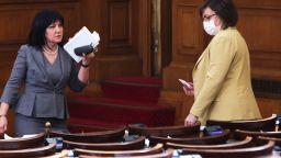 Караянчева свиква извънредно заседание на парламента заради бюджета и енергетиката