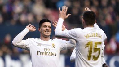 След 2 гола за 18 месеца, нападател на Реал Мадрид се върна в бившия си отбор