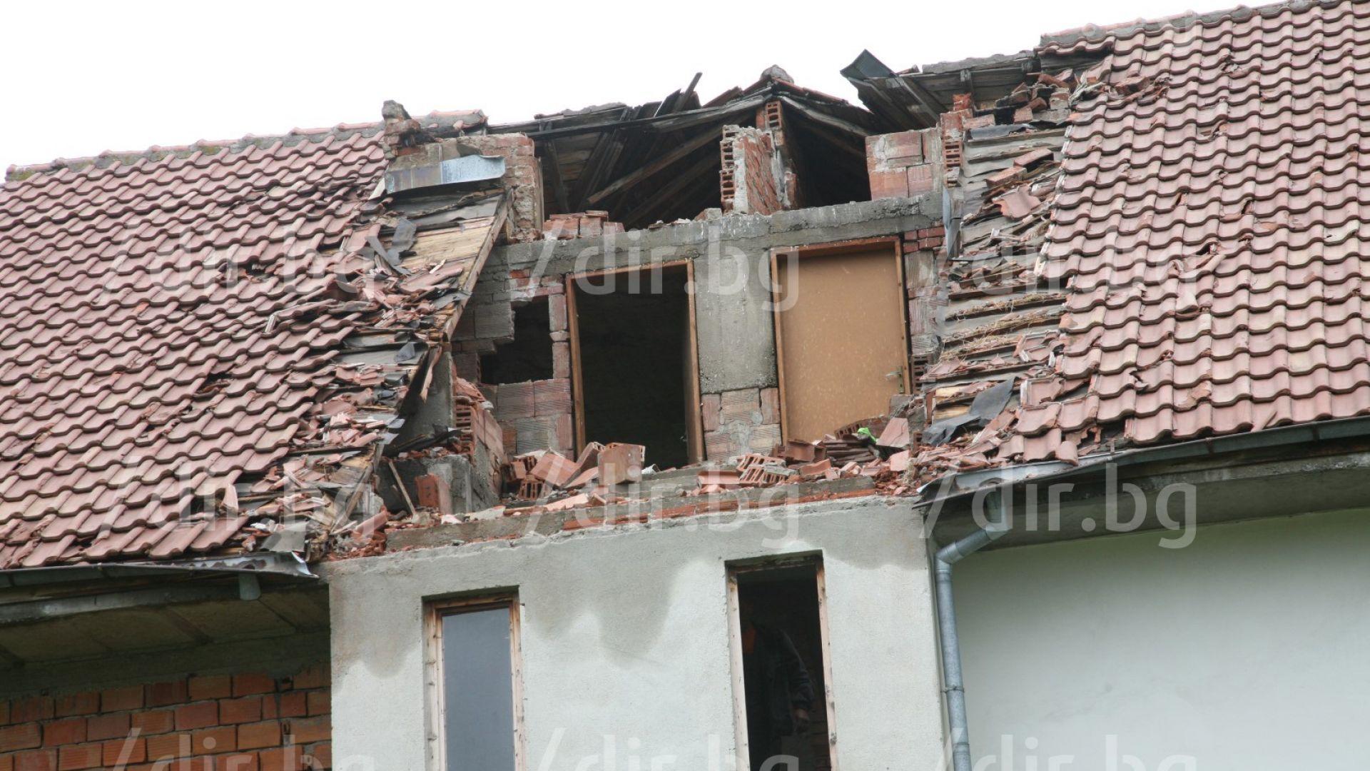 Земетресението в Пернишко през 2012 г. - село Мещица