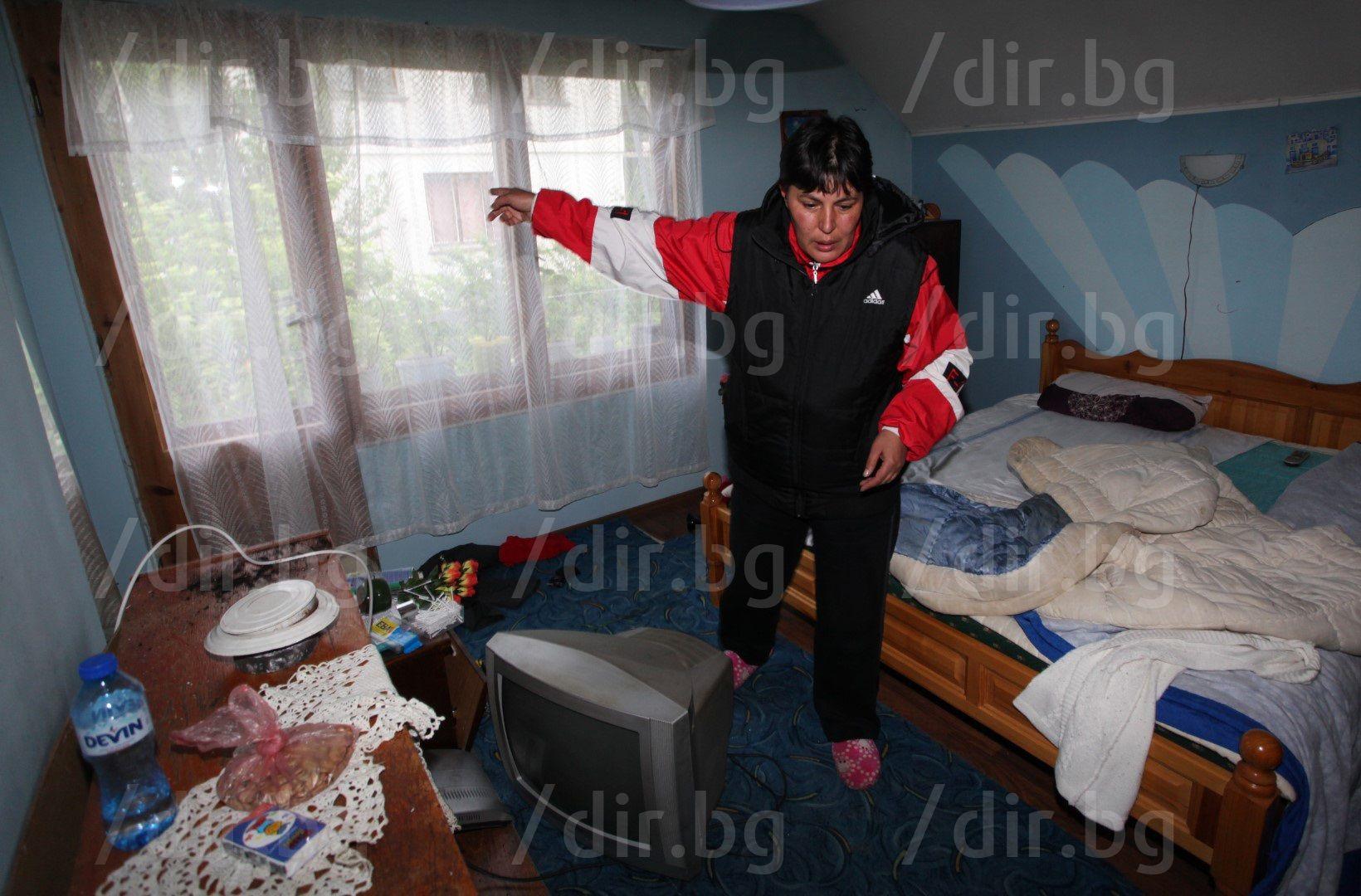 Архивни снимки от земетресението в Пернишко през 2012 г.