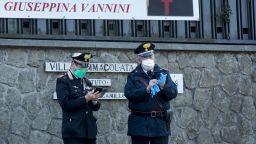 Икономическият център на Италия вкаран погрешка в локдаун заради неточност в статистиката