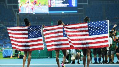 Американците също надигнаха глас срещу Олимпиадата
