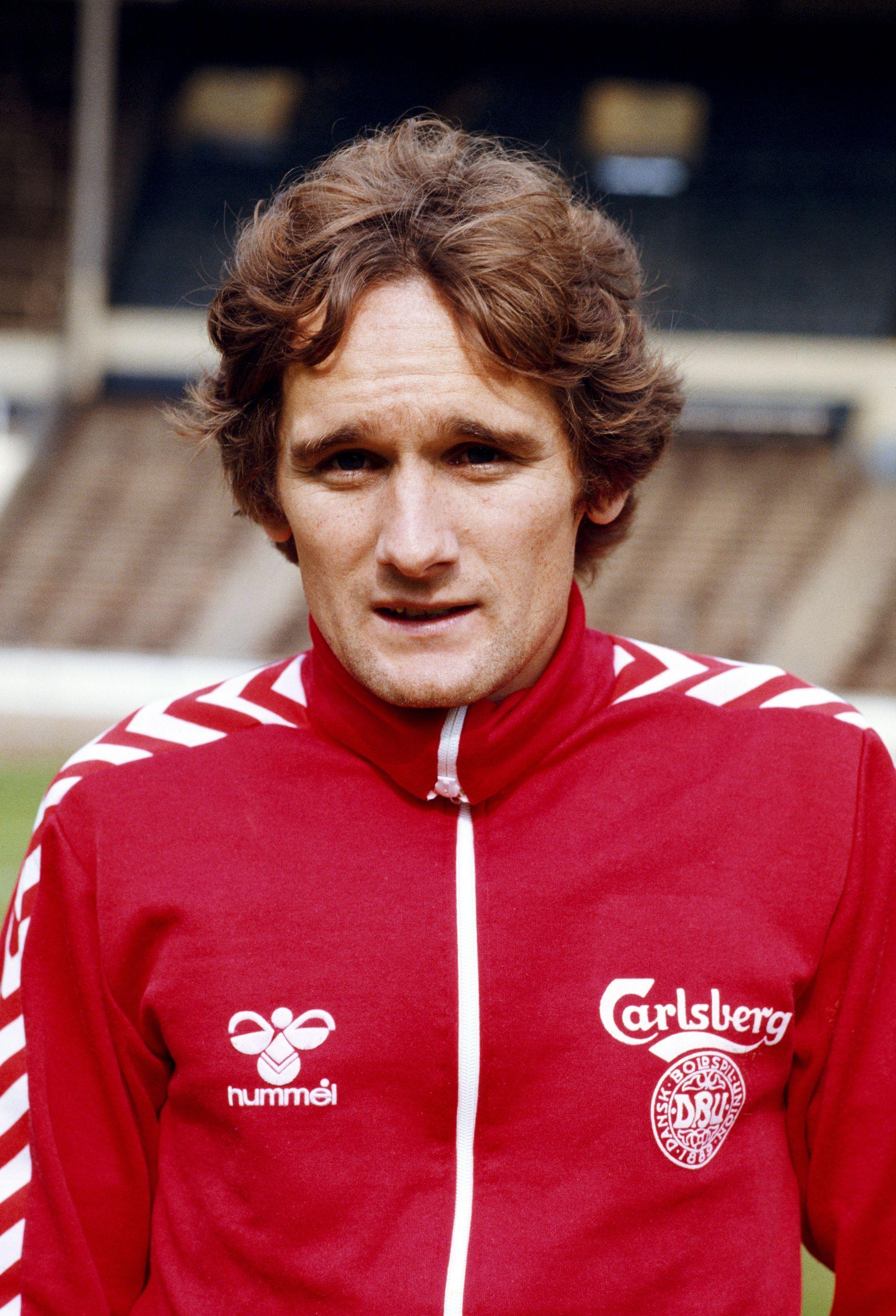 """Алън Симонсен, датският диамант, носител на """"Златната топка"""" за 1977 г."""