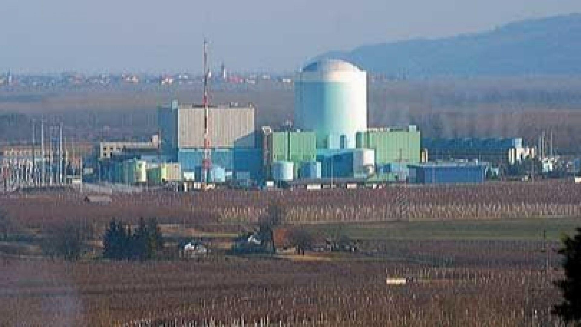 Словения съобщи, че атомната й централа не е засегната от трусовете в Хърватия