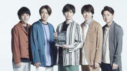 Юбилейна компилация на японците Arashi е най-продаваният албум за 2019 в IFPI