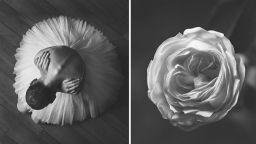 """Цветя и балерини"" - алюзия за краткотрайната женска красота"