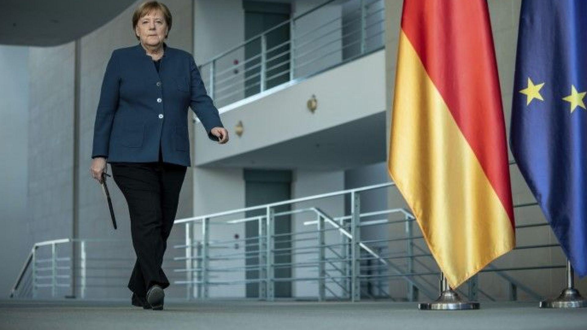 Кабинетът на Меркел договори план за стимулиране на икономиката от €130 млрд.
