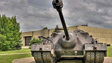 Какво знаем за най-тежкия американски танк (снимки)