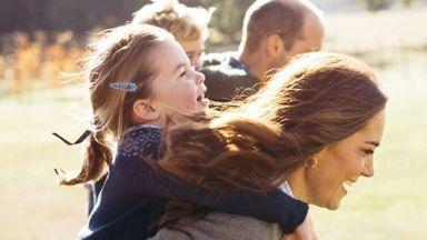Кейт и Уилям показаха трогателни снимки за Деня на майката (снимки)