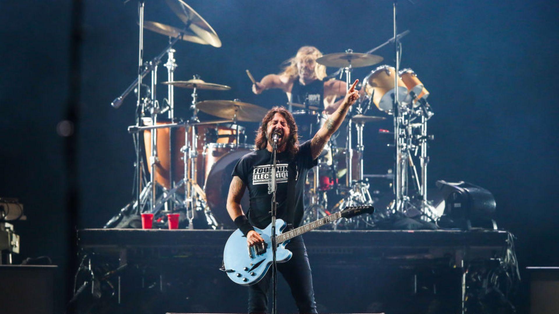 Foo Fighters издадоха десетия си албум