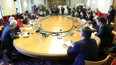Правната комисия единодушно прие ветото на президента върху Закона за извънредното положение
