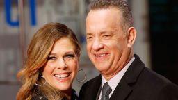 Том Ханкс и Рита Уилсън се завърнаха в Лос Анджелис
