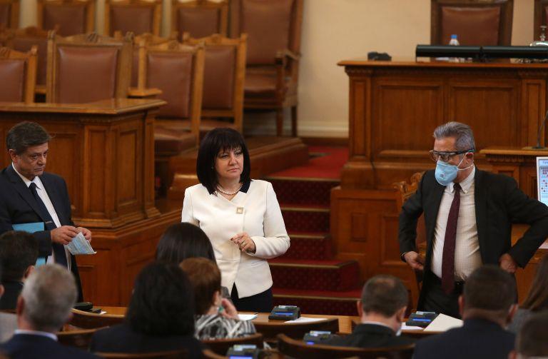 Ген. Константин Попов, Цвета Караянчева и Кристиан Вигенин