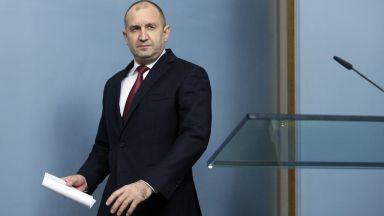 Румен Радев: Липсва убедителен защитен пакет от социални и икономически мерки