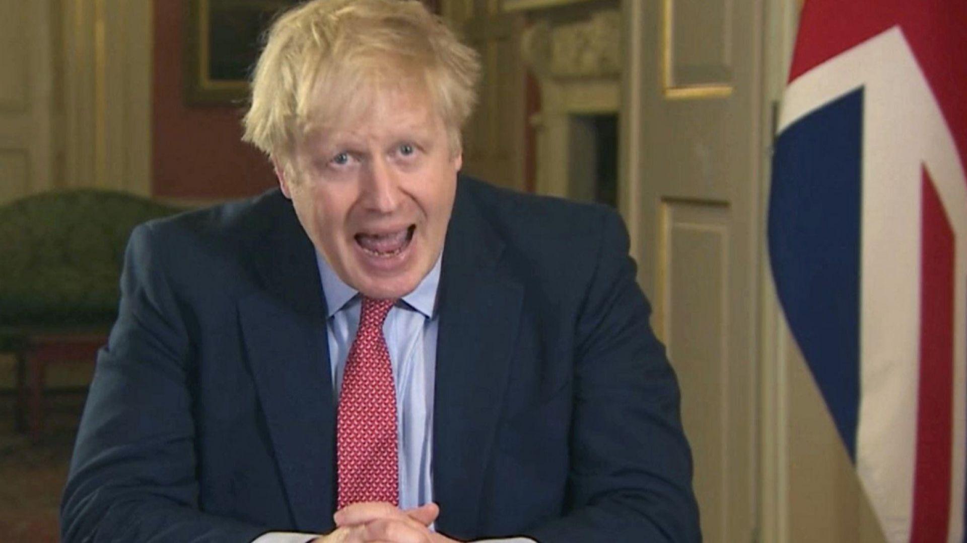 COVID-19 нанася безпрецедентен удар по Обединеното кралство