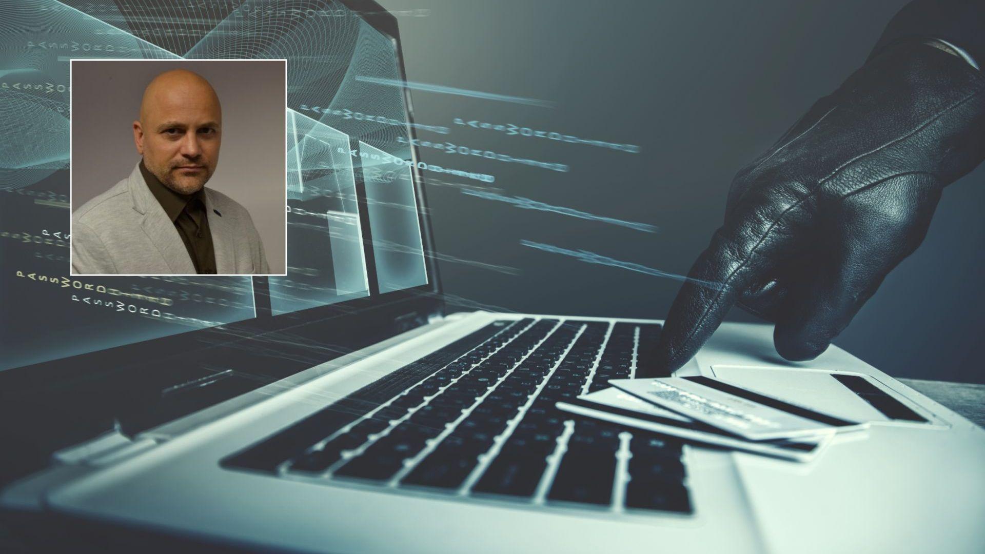 Етичният хакер Мирослав Стефанов: Наблюдаваме много засилена кампания на фалшиви новини
