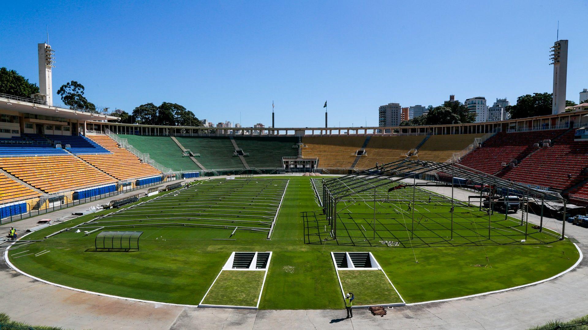 Бразилия ще има първия си стадион-болница