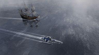 """Кораб с изкуствен интелект потегля от Европа към САЩ 400 г. след """"Мейфлауър"""""""