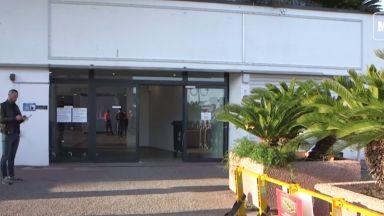 Фестивалният дворец в Кан отвори врати за бездомни (видео)