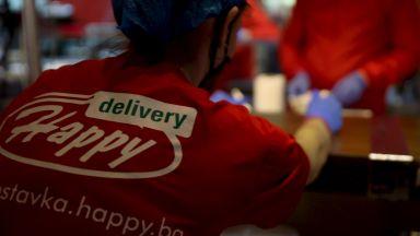 """""""Топла храна от сърце"""" - Нарру и Метро даряват доставка на храна за лекарите в Пирогов"""