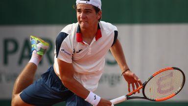 Първи тенисист обяви, че е заразен с коронавирус