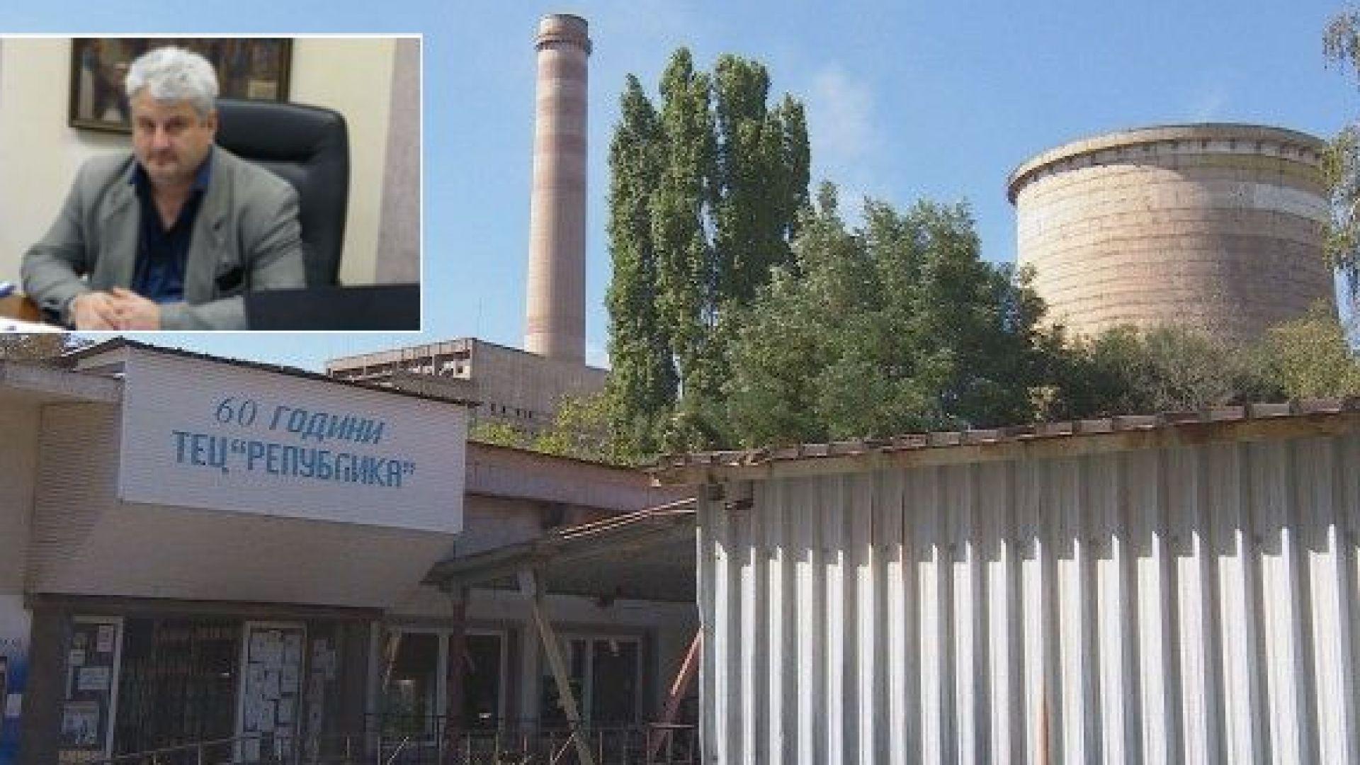 """Инж. Спасов, директор на """"Топлофикация-Перник"""": Започваме строежа на новото шламохранилище"""