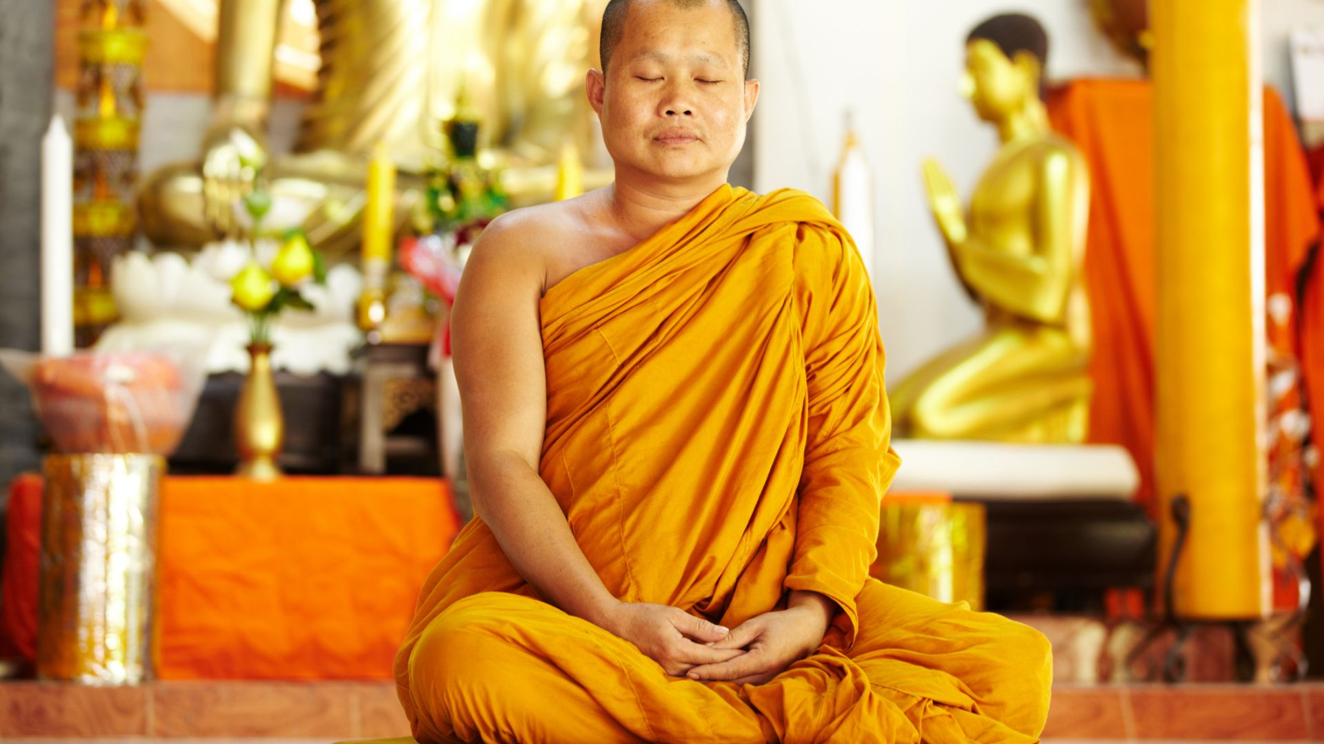 Редовната медитация забавя стареенето на мозъка