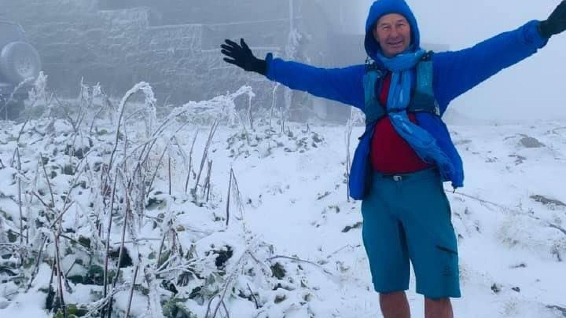 Спасители откриха в тежко състояние изчезналия в планината Владимир Каролев