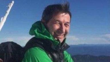 Владимир Каролев изчезна в Пирин, тече издирвателна акция