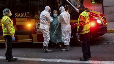 И Испания изпревари Китай по смъртни случаи от коронавируса