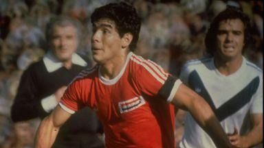 Забравена история: Как хунтата спря Марадона да иде във втора лига на Англия