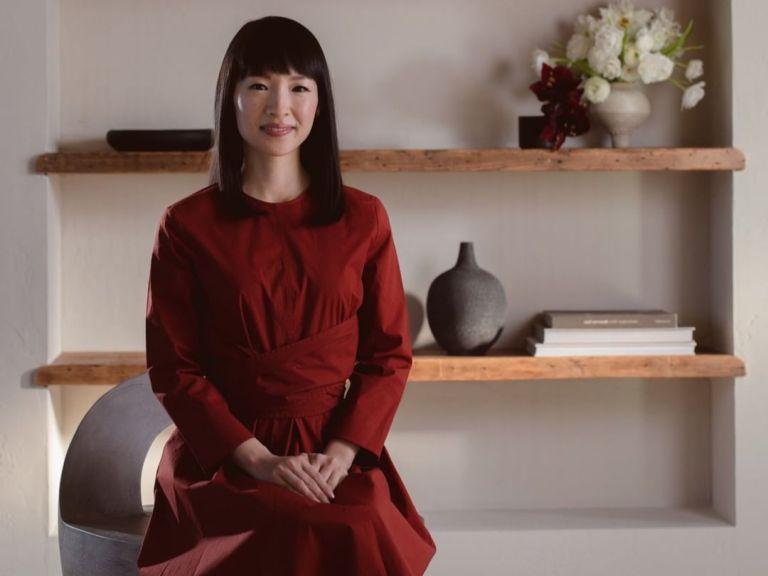Как да подредим гардеробите според метода на японката Мари Кондо