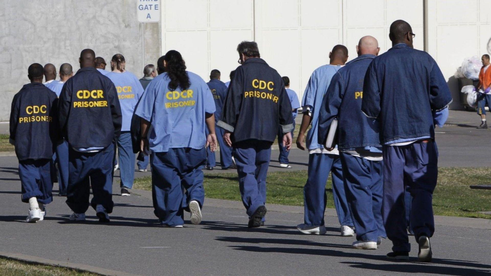 Пандемията доведе до масово освобождаване на затворници