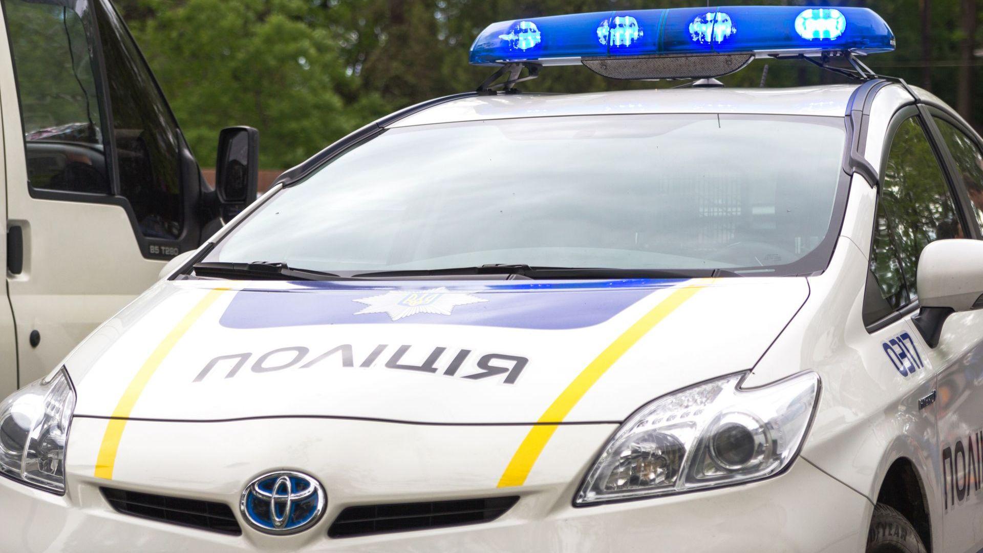 Рецидивист с граната взе за заложник високопоставен полицай в Украйна