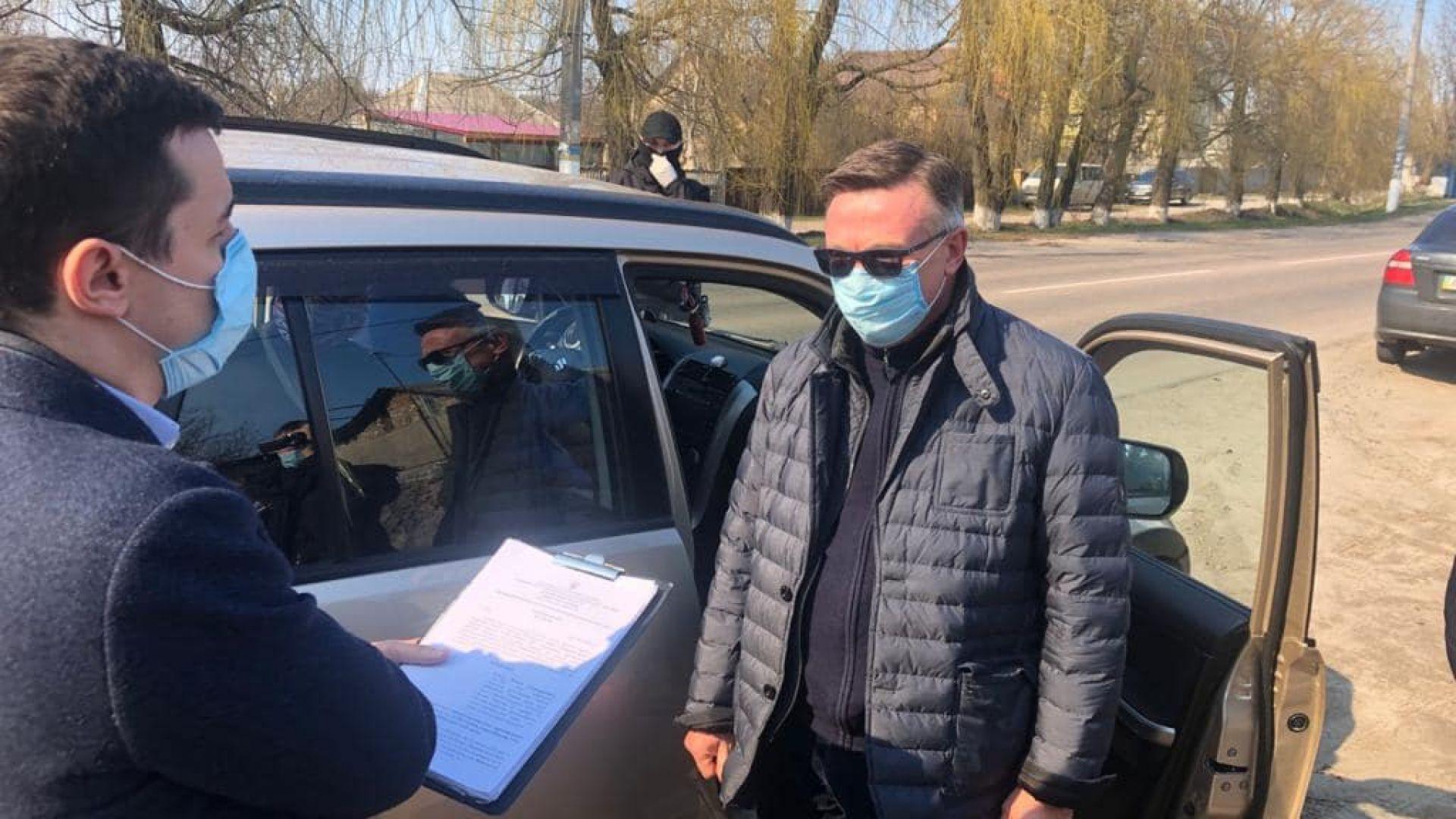 Бивш украински министър на външните работи беше арестуван днес по