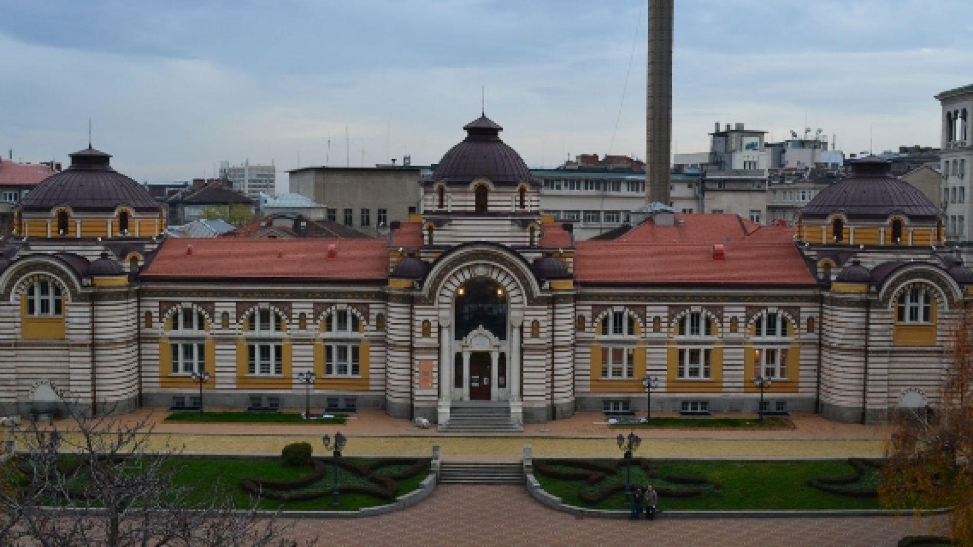 Виртуална разходка из хилядолетната история на София