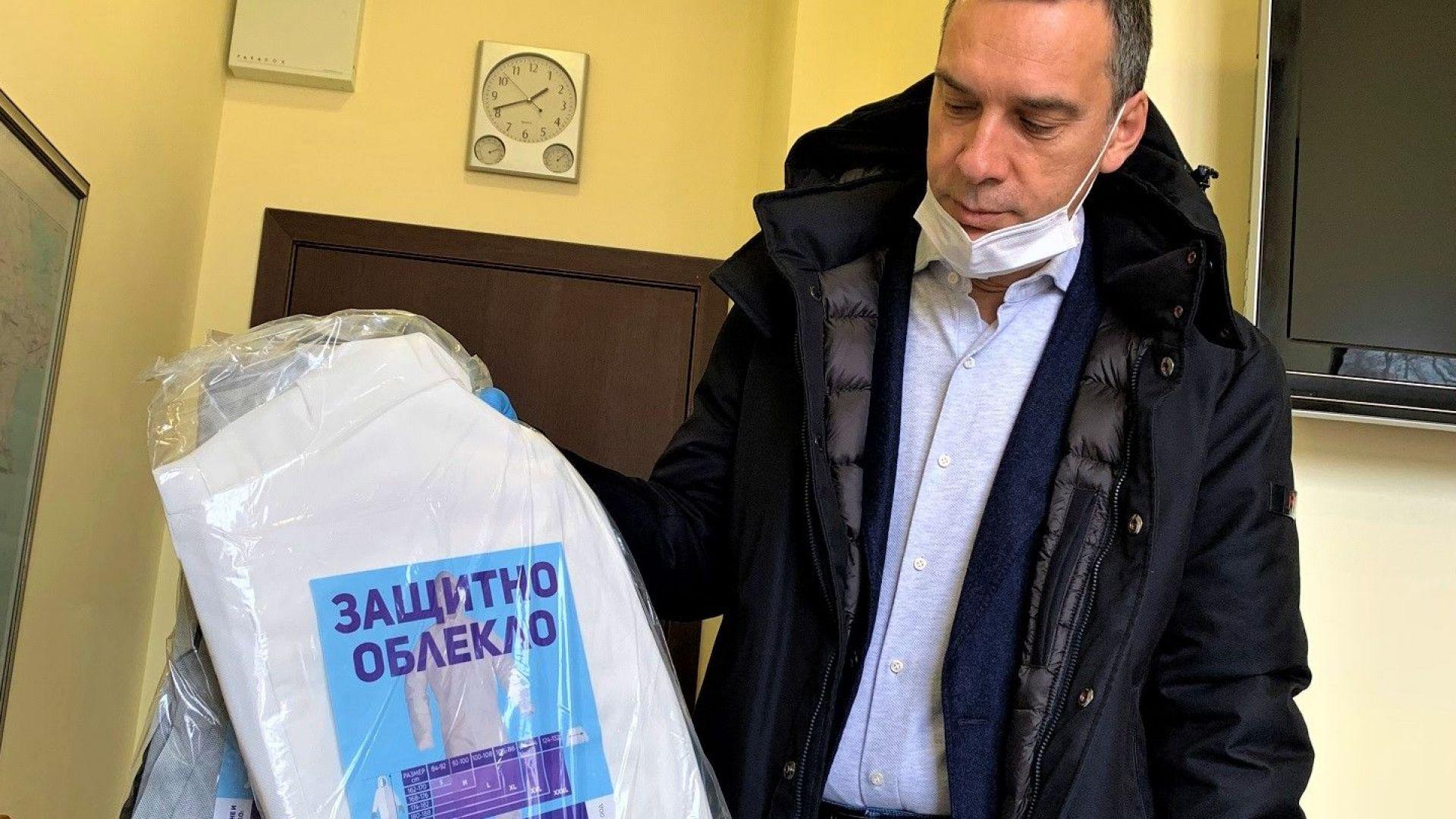Призоваха бургаските хотели да дарят спално бельо за болниците
