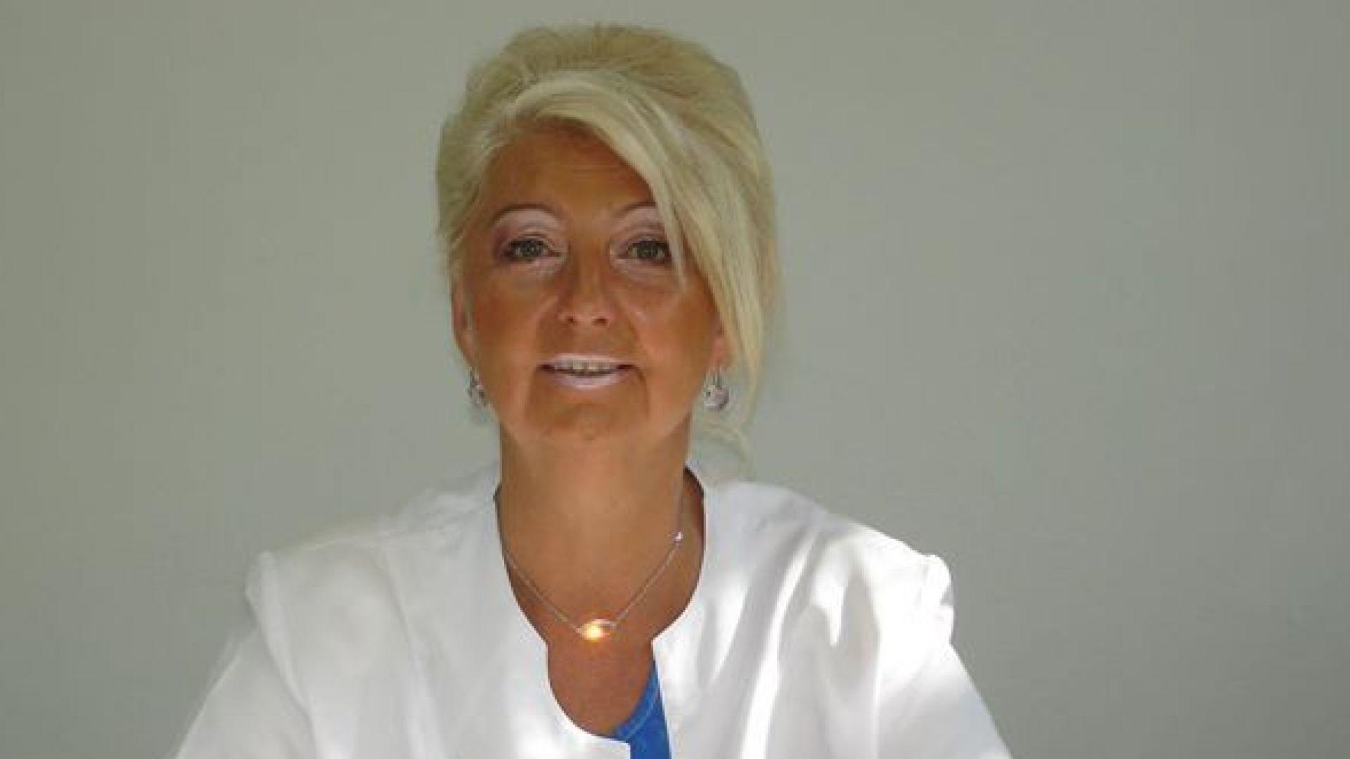 Надежда Стоева е лекарката от Пета градска болница в София,