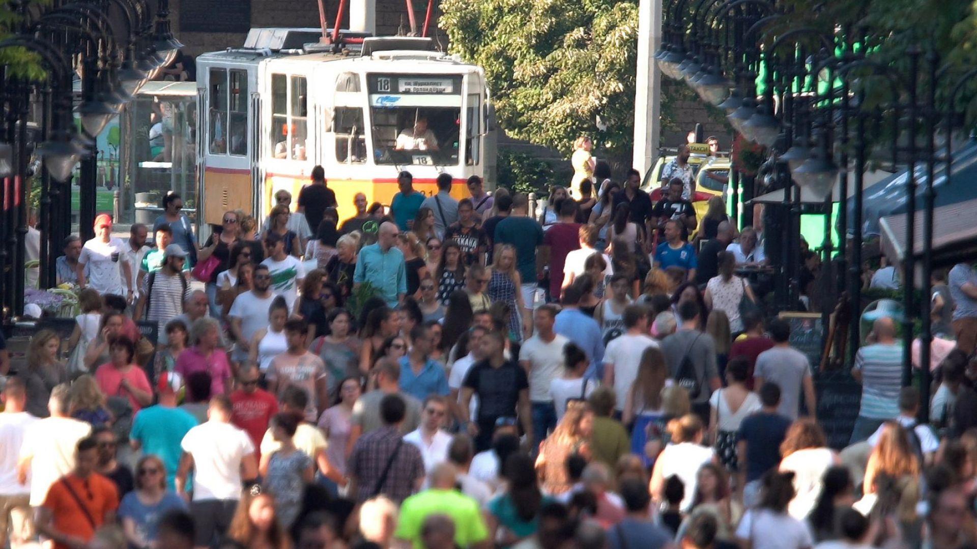В България се случи нещо невиждано: стотици хиляди българи от