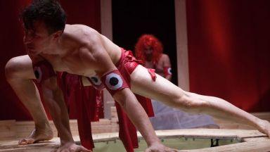 """""""Калигула"""" на Явор Гърдев онлайн в Световния ден на театъра"""