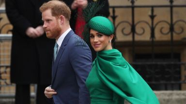 Принц Хари и Меган напуснаха Канада и се преместиха в САЩ