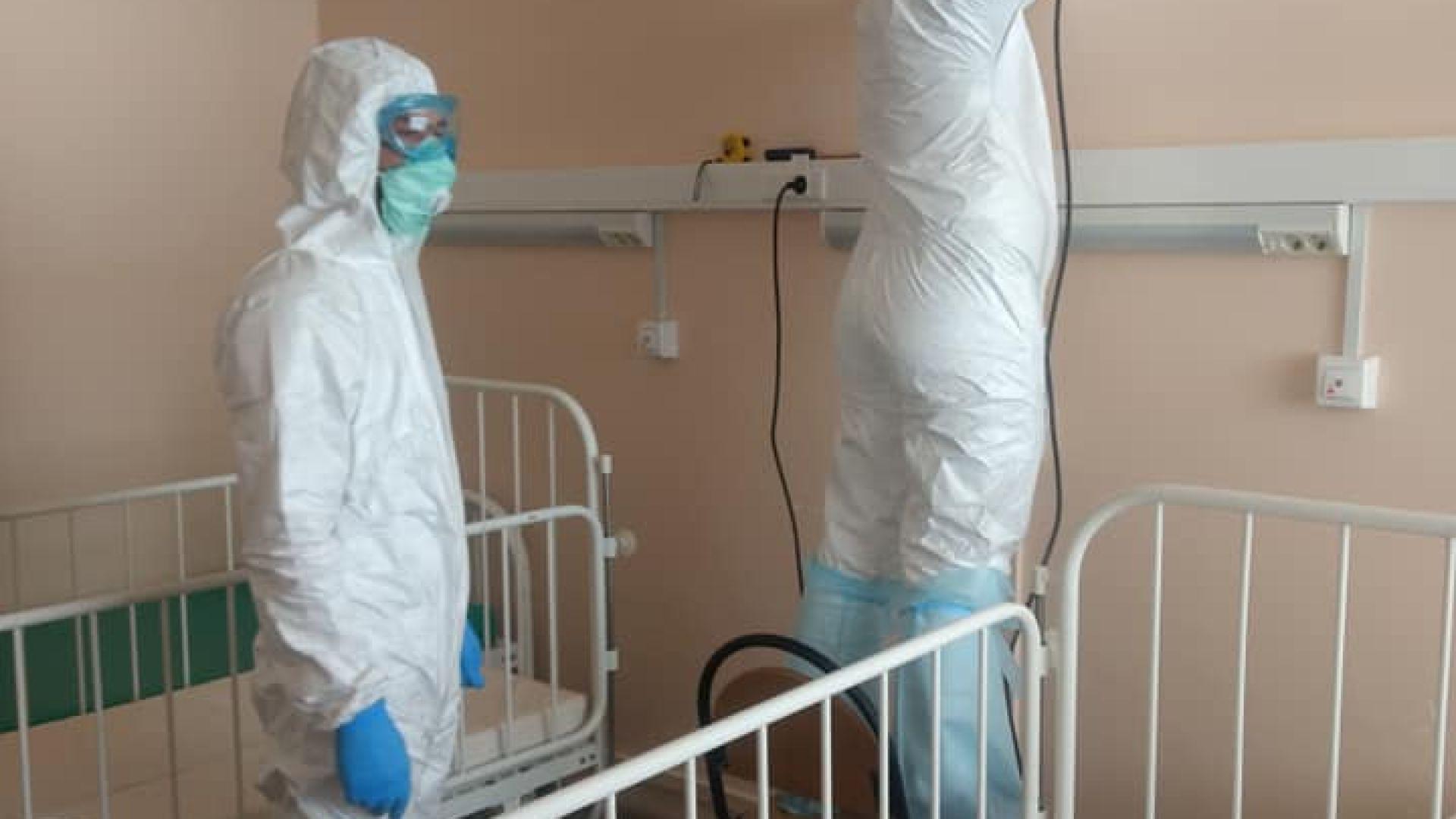 """""""Като във война сме"""": разтърсващи писма на руски лекари"""