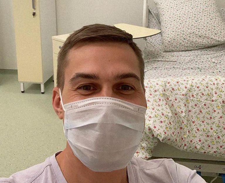 Виталий Миронов, 33 години, сътрудник в чуждестранна компания