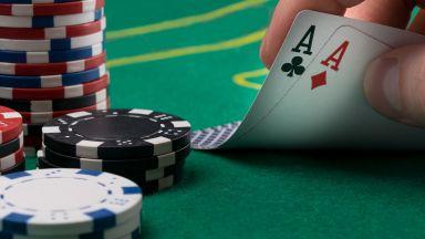 5000 лева гаранция за организатора на нелегален покер в столично казино