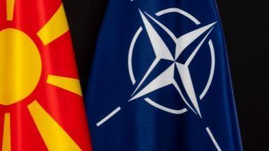 Северна Македония с първо участие на заседание на НАТО като пълноправен член