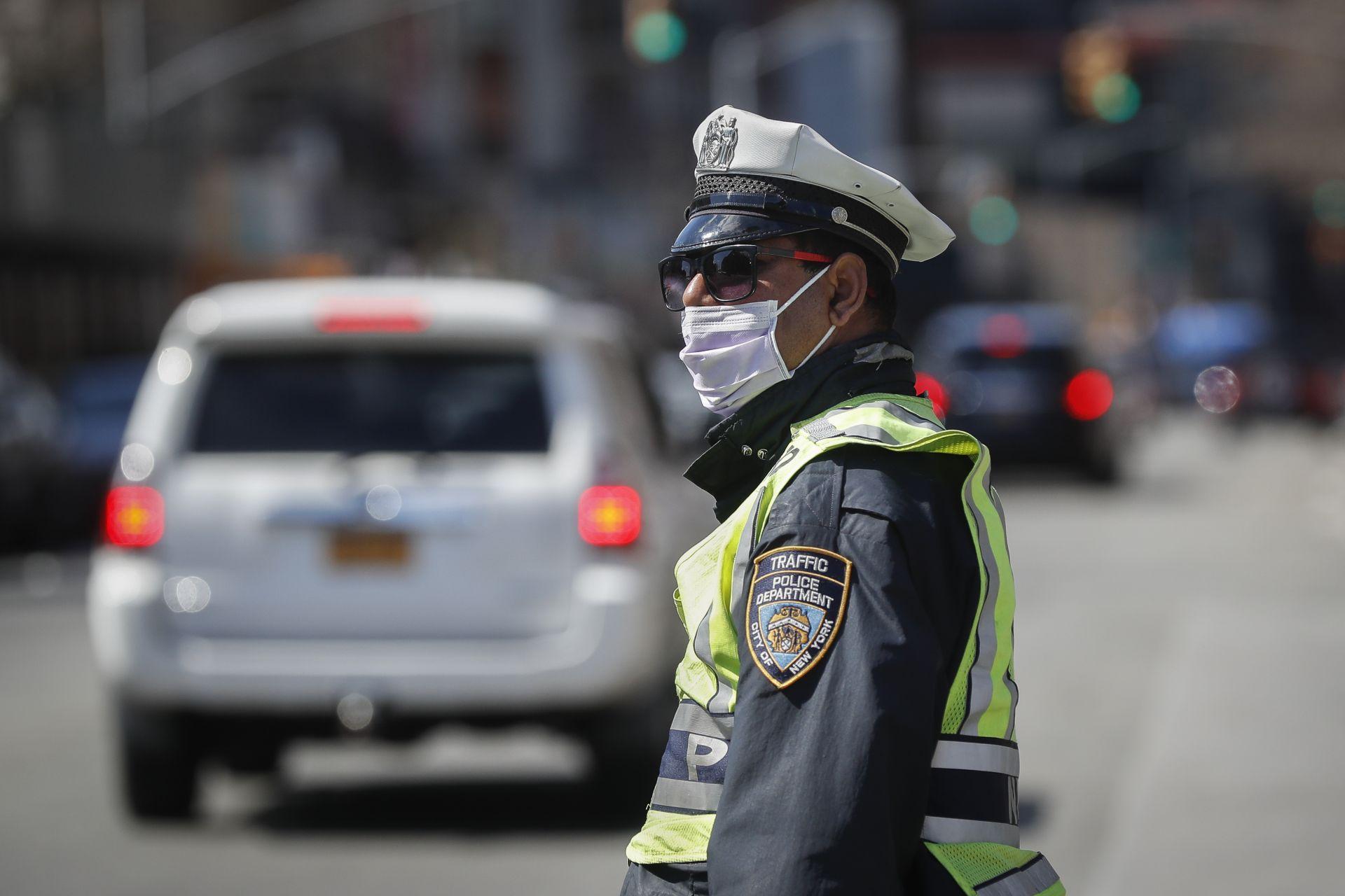 Ню Йорк е най-тежко засегнатият от коронавируса американски щат