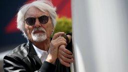 Бившият шеф на Формула 1 Бърни Екълстоун стана баща на 89 години