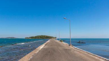 Турският остров Карантина край Измир става музей